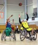 Чемпионат России по баскетболу на колясках в Алексине., Фото: 29