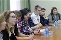 В Тульской области проходит слет будущих педагогов и вожатых, Фото: 1