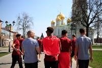 """Футболисты и тренеры """"Спартака"""" гуляют по Туле, Фото: 2"""