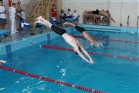 Открытые чемпионат и первенство Тульской области по плаванию на короткой воде, Фото: 6