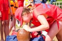 МЧС обучает детей спасать людей на воде, Фото: 29