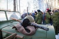 В Туле торжественно открыли «Рубеж обороны», Фото: 18