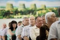 Алексей Дюмин наградил сотрудников «Тулачермета», Фото: 32