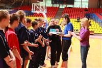 В Туле прошло необычное занятие по баскетболу для детей-аутистов, Фото: 52
