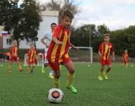Футбольный матч в День города, Фото: 32