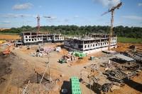 Строительство суворовского училища. 6 июля 2016 года, Фото: 14