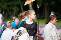 Буги-вуги опенэйр в парке. 18 июля 2015, Фото: 125