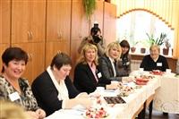 Встреча губернатора с учителями 11 гимназии, Фото: 9