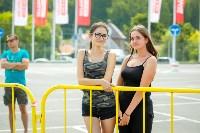 В Туле прошел фестиваль красок и летнего настроения, Фото: 78