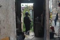 В Плеханово вновь сносят незаконные дома цыган, Фото: 9