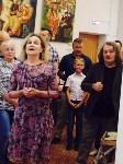 выставка тульского художника, пропавшего в Кармадоне с Сергеем Бодровым, Фото: 4