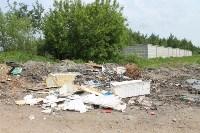 В тульском Заречье жители год добиваются ликвидации ядовитой свалки, Фото: 36