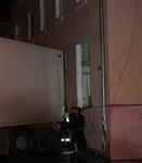 В Криволучье фура сбила пешехода, врезалась в легковушку и протаранила дом, Фото: 11