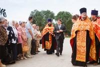 Вручение медали Груздеву митрополитом. 28.07.2015, Фото: 48