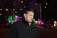 Прокопук и Авилов проинспектировали новогоднее оформление Тулы, Фото: 9