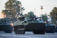 Репетиция военного парада 2020, Фото: 57