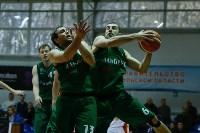 Тульские баскетболисты «Арсенала» обыграли черкесский «Эльбрус», Фото: 12