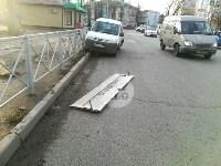 В Туле на машину упал гигантский электрический магнит, Фото: 8