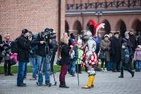 Средневековые маневры в Тульском кремле. 24 октября 2015, Фото: 53