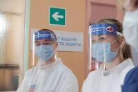 Алексей Дюмин проголосовал по поправкам в Конституцию, Фото: 8