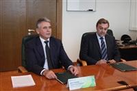 Договор между тульским отделением Сбербанка России и ГК «Мегаполис Девелопмент», Фото: 1