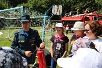 """""""День безопасности"""" в детском лагере, Фото: 9"""