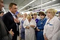 В Богородицке Алексей Дюмин посетил ООО «Завод №423», Фото: 20