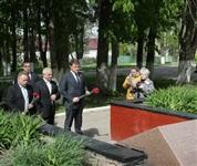 7 мая Владимир Груздев посетил Арсеньевский район, Фото: 1