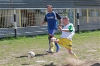 Тульские журналисты сыграли в футбол с зэками, Фото: 26