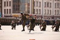 85-летие ВДВ на площади Ленина в Туле, Фото: 68