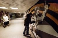 Граффити в подземном переходе на ул. Станиславского/2. 14.04.2015, Фото: 5