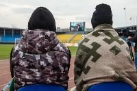 Арсенал - ЦСКА: болельщики в Туле. 21.03.2015, Фото: 24