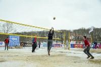 Турнир Tula Open по пляжному волейболу на снегу, Фото: 6