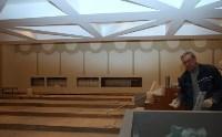 Инспекция здания Дворянского собрания, филармонии и ледовой арены. 28.02.2015, Фото: 3