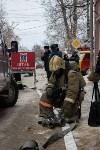 Пожарные ликвидировали условное возгорание в здании тульской ЕДДС, Фото: 4