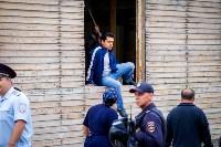 В Плеханово убирают незаконные строения, Фото: 5