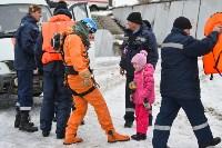 Учения спасателей на набережной Дрейера. 3 марта 2016 года, Фото: 44