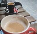 Кофе на улочке Марселя