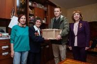 Подарок ветерану Нине Гавриловне Обуховой, Фото: 5