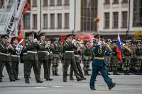 Генеральная репетиция Парада Победы, 07.05.2016, Фото: 77