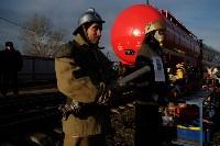 Презентация нового пожарного поезда, Фото: 1