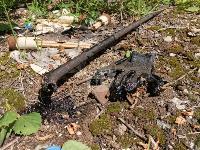 В Пролетарском районе Тулы ликвидируют разлив мазута, Фото: 30
