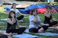 Йога в Центральном парке, Фото: 41