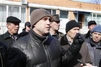 Собрание жителей в защиту Березовой рощи. 5 апреля 2014 год, Фото: 11