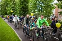 В Туле прошел большой велопарад, Фото: 62