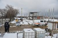 Обрушение 11 бетонных плит, 25.02.2016, Фото: 3