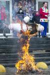Широкая Масленица с Тульским цирком: проводы зимы прошли с аншлагом, Фото: 44
