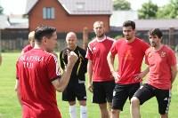 Тренировка «Арсенала» на стадионе «Желдормаш», Фото: 11