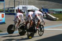 Всероссийские соревнования по велоспорту на треке. 17 июля 2014, Фото: 58
