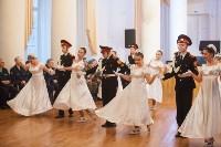 В колонном зале Дома дворянского собрания в Туле прошел областной кадетский бал, Фото: 53